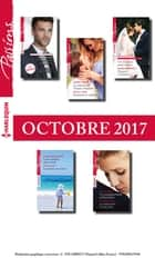 10 romans Passions (nº680 à 684 - Octobre 2017) ebook by Collectif