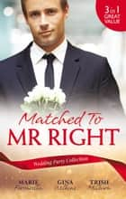 Matched To Mr Right/Wish Upon A Matchmaker/Matched By Moonlight/Her Perfect Cowboy ebook by Marie Ferrarella, Trish Milburn, Gina Wilkins