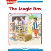 Magic Box, The audiobook by Marianne Mitchell