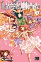 Love Hina T04 ebook by Ken Akamatsu