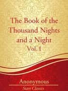 The Book of the Thousand Nights and a eBook by Anonymous