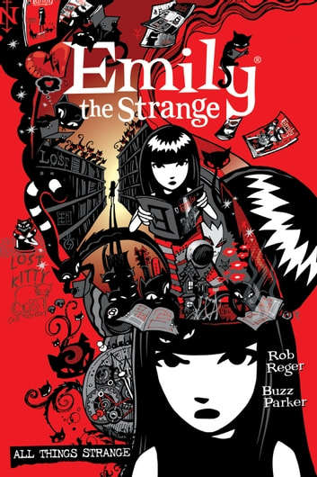 The Complete Emily the Strange  All Things Strange ebook by Rob Reger 1e5122f13