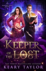 Keeper of the Lost ebook by Keary Taylor