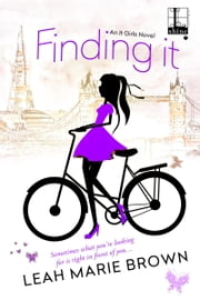Finding It ebook by Leah Marie Brown