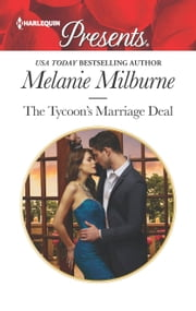 The Tycoon's Marriage Deal ebook by Melanie Milburne