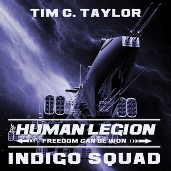 Indigo Squad audiobook by Tim C. Taylor