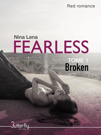 Fearless - Broken ebook by Nina Lena