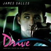 Drive audiobook by James Sallis, Poisoned Pen Press