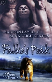 Falke's Peak ebook by Anna Leigh Keaton,Madison Layle
