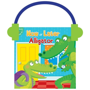 Now or Later Alligator audiobook by Precious Mckenzie,Jenny Snape