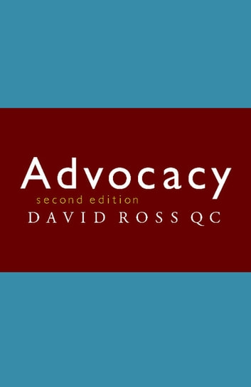 Advocacy ebook by David Ross