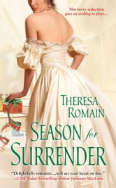 Season for Surrender ebook by Theresa Romain