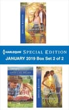 Harlequin Special Edition January 2019 - Box Set 2 of 2 ebook by Marie Ferrarella, Judy Duarte, Kathy Douglass