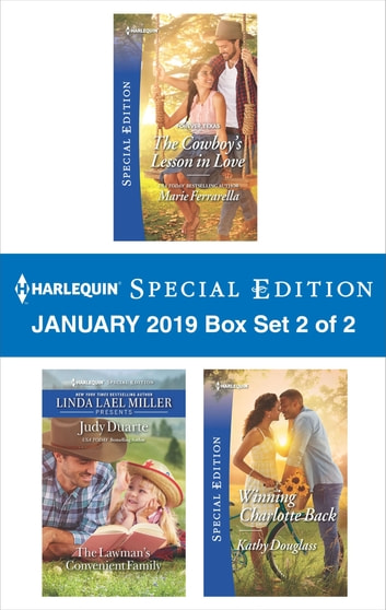 Harlequin Special Edition January 2019 - Box Set 2 of 2 ebook by Marie Ferrarella,Judy Duarte,Kathy Douglass