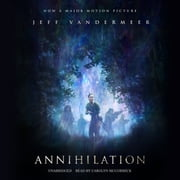 Annihilation audiobook by Jeff VanderMeer