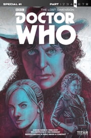 Doctor Who: The Lost Dimension #2 - The Lost Dimension Part 5 ebook by Wellington Diaz, Ivan Rodriguez, Emma Beeby,...