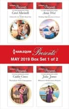 Harlequin Presents - May 2019 - Box Set 1 of 2 - An Anthology 電子書 by Carol Marinelli, Caitlin Crews, Annie West,...