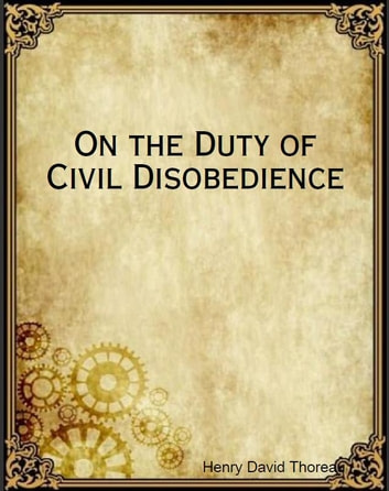 on duty of civil disobedience