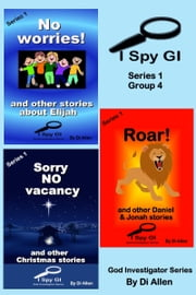 I Spy GI Series 1 Group 4 ebook by Di Allen