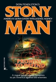 Promise To Defend ebook by Don Pendleton