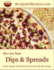 The Very Best Dips & Spreads