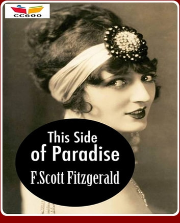 This Side Of Paradise Ebook By F Scott Fitzgerald 1230002565965