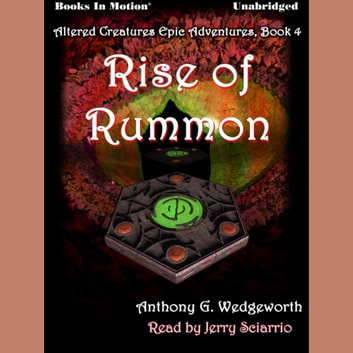 Rise Of Rummon audiobook by Anthony G. Wedgeworth