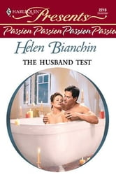 The Husband Test ebook by Helen Bianchin