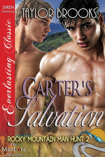 Carter's Salvation ebook by Taylor Brooks