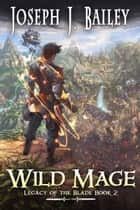 Wild Mage - Water and Stone ebook by Joseph J. Bailey