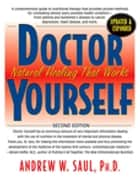 Doctor Yourself - Natural Healing That Works ebook by Andrew W Saul, PH.D.