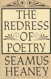 The Redress of Poetry ebook by Seamus Heaney