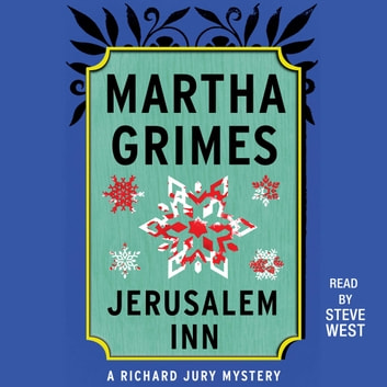 Jerusalem Inn audiobook by Martha Grimes