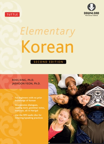 Elementary korean second edition ebook by ross king 9781462914548 elementary korean second edition downloadable audio included ebook by ross kingjaehoon fandeluxe Image collections