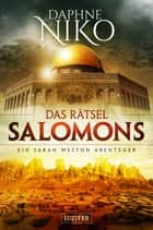 DAS RÄTSEL SALOMONS - Thriller eBook by Daphne Niko, Madeleine Seither
