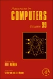 Advances in Computers ebook by Memon, Atif