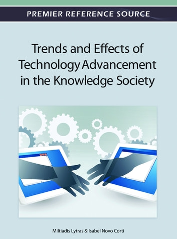 the advancement of technology and how it affects us Technology can have positive and negative impact on social interactions think about how each technology affects your and technology can allow us to.