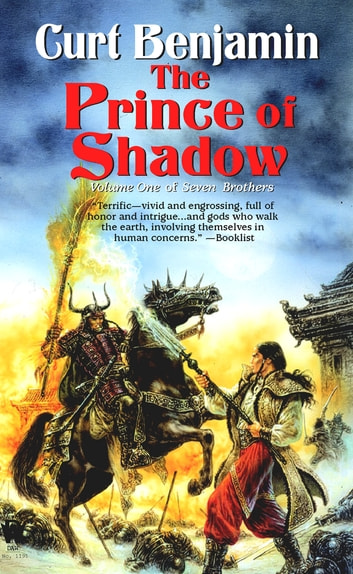 The Prince of Shadow ebook by Curt Benjamin