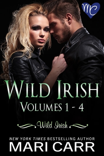 Wild Irish Boxed Set ebook by Mari Carr