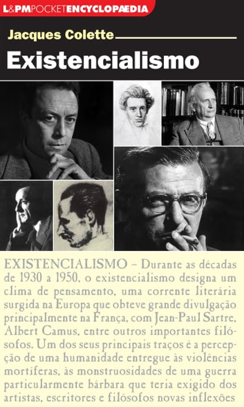 Existencialismo ebook by Jacques Colette