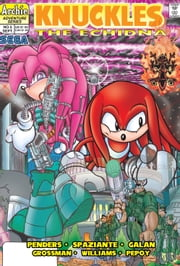 "Knuckles the Echidna #5 ebook by Ken Penders,Patrick ""SPAZ"" Spaziante,Manny Galan,Andrew Pepoy,Barry Grossman"