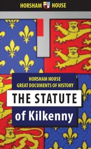 The Statute of Kilkenny ebook by Anonymous