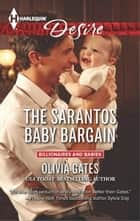 The Sarantos Baby Bargain ebook by Olivia Gates