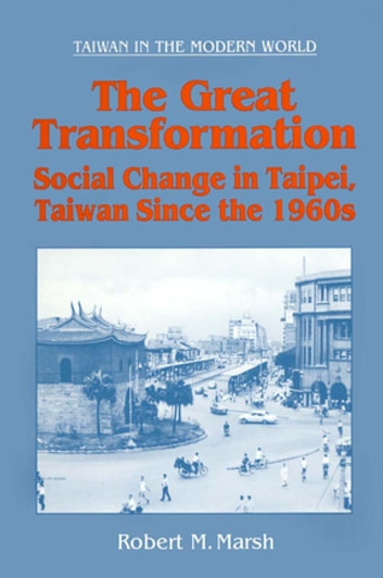 The Great Tranformation ebook by Robert Marsh