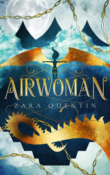 Airwoman - Airwoman Series, #1 ebook by Zara Quentin