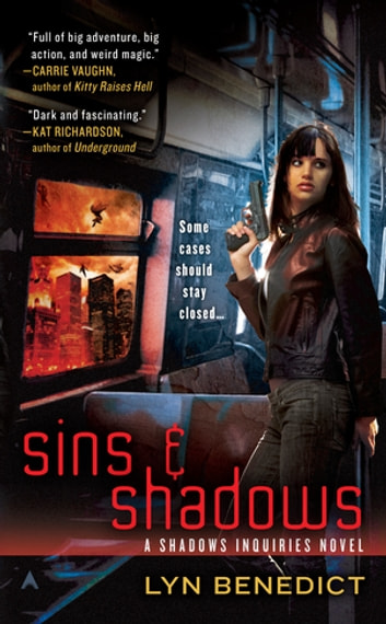 Sins & Shadows ebook by Lyn Benedict