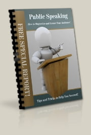 Public Speaking ebook by Anonymous