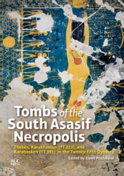 Tombs of the South Asasif Necropolis - Thebes, Karakhamun (TT 223), and Karabasken (TT 391) in the Twenty-fifth Dynasty ebook by Elena Pischikova