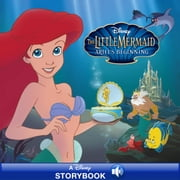 The Little Mermaid: Ariel's Beginning - A Disney Read-Along ebook by Disney Book Group