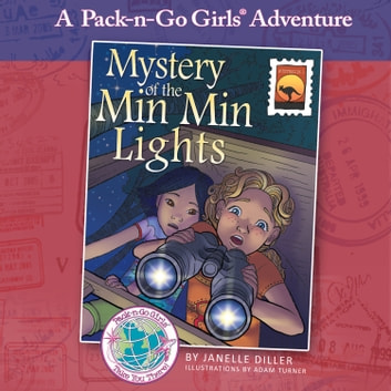Mystery of the Min Min Lights: Australia 1 audiobook by Janelle Diller